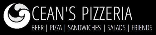 oceans pizzeria logo